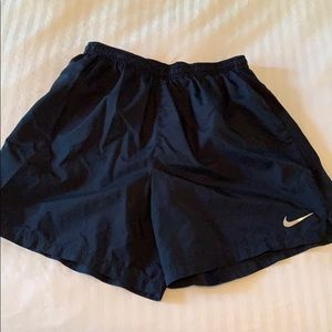Men's size M Nike running shorts
